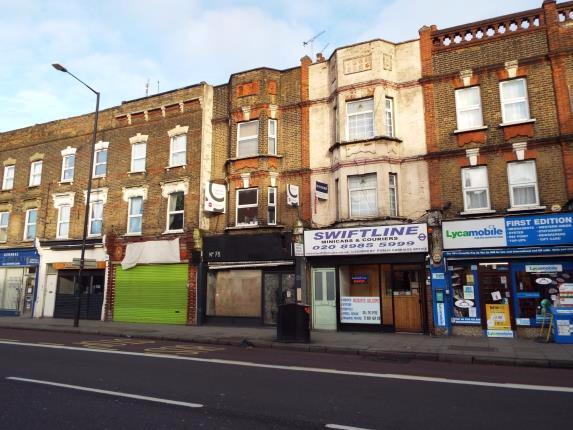 Lower Clapton Road,  Clapton, E5